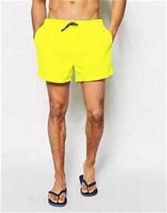 ASOS Swim Shorts In Short Length
