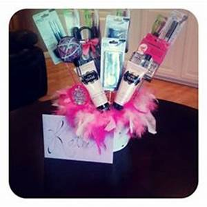 Birthday basket on Pinterest