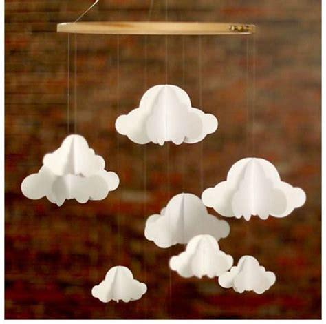 cute diy cloud crafts  kids