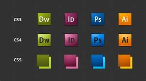 New Adobe CS5 Logos | Logo Design Blog