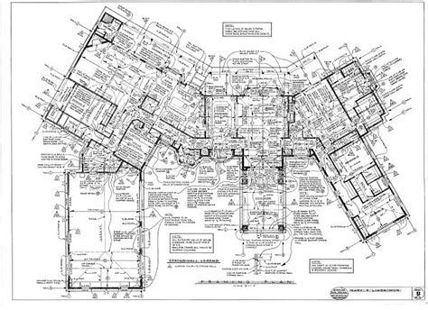 detailed home building plans