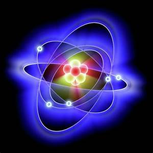 Atomic Structure Photograph By Alfred Pasieka