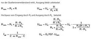 Rc Schaltung Berechnen : belasteter rc pass mit herleitung der bertragungsfunktion mit komplexer mathematik ~ Themetempest.com Abrechnung