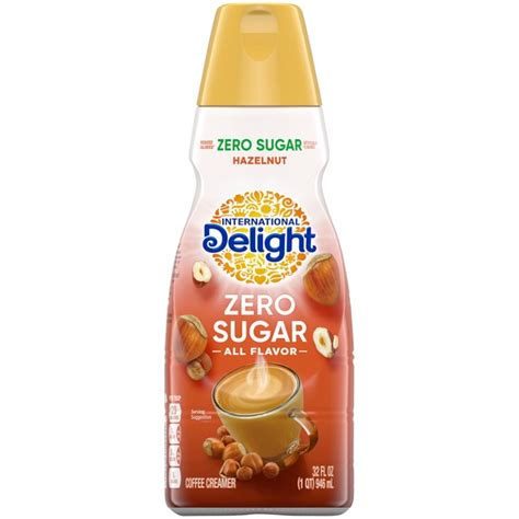 1,087 sugar free coffee creamer products are offered for sale by suppliers on alibaba.com, of which instant coffee accounts for 19%, non dairy creamer accounts for 3%. International Delight Sugar Free Hazelnut Coffee Creamer (32 fl oz) - Instacart