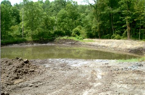 pond and lake construction howard s excavating www