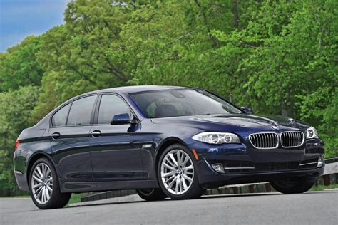 Bmw 5 Series 2012 by 2012 Bmw 5 Series Information And Photos Zombiedrive