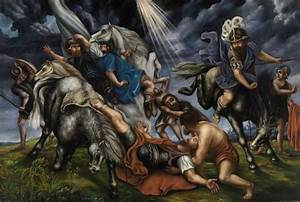 the conversion of saul smithsonian american museum