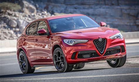 2018 Alfa Romeo Stelvio Quadrifoglio Priced At ,590