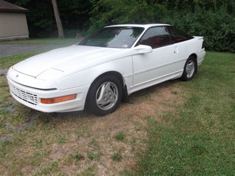 how do cars engines work 1990 ford probe free book repair manuals 1990 ford probe gt turbo auto loaded ford gt bought from original owner 35710 mi for sale