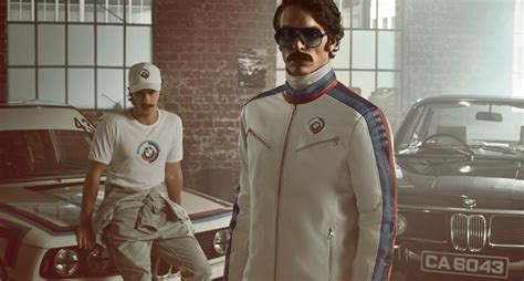 Bmw's Latest Clothing Line Is A 1970s Trackside Throwback