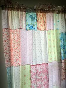 Shabby Chic Diy : how to make shabby chic curtains easy diy tutorial ~ Frokenaadalensverden.com Haus und Dekorationen