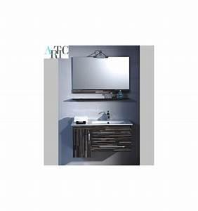 ensemble de salle de bain nerja meuble salle de bain une With porte d entrée pvc avec meuble salle de bain 1 vasque 80 cm