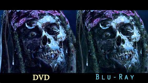 Comparativa Bluray Vs Dvd (hd) Youtube
