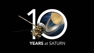 10 Years at Saturn: Video Relives NASA Probe's Arrival