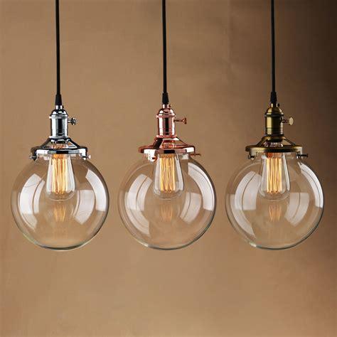 vintage glass light shades 7 9 quot globe shade antique vintage industri pendant light
