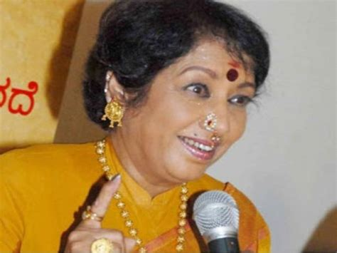 actress jayanthi kannada family of veteran kannada actress jayanthi deny rumours of