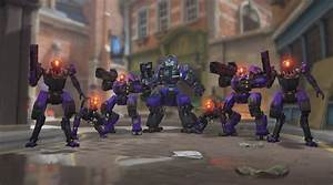Overwatch How To Beat Uprising On Legendary Game Rant
