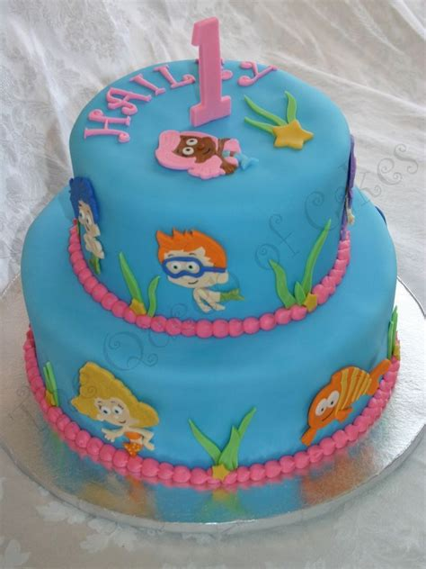 Guppies Cake Decorating Kit by 1000 Images About Cakes Guppies On