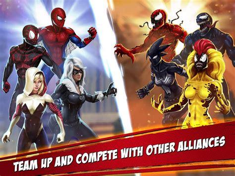 marvel spider man unlimited apk vc full latest