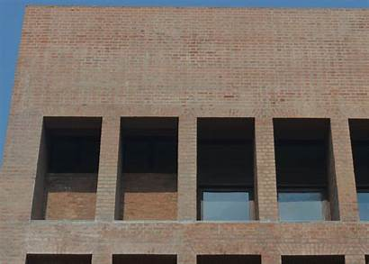 Vikram Library Sarabhai Restoration East Facade Indiaartndesign