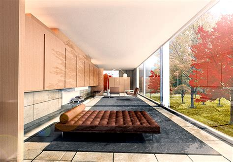 farnsworth house fall   philau portfolios