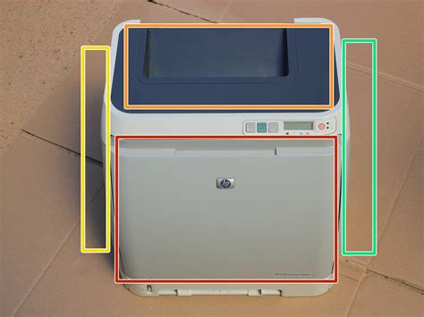 hp color laserjet 2600n how to fix hp color laserjet 2600n fading color ifixit