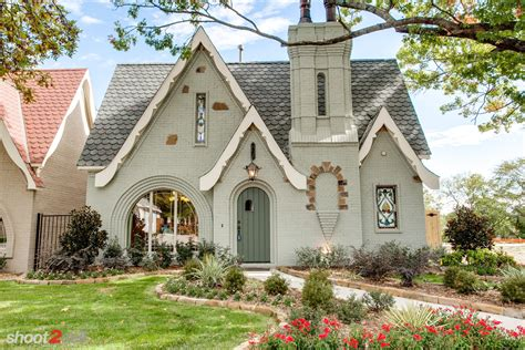 Cute cottage neighborhood Cottage house plans Cottage