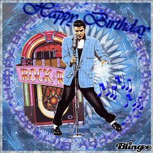 Happy Birthday with Elvis!! :) Picture #126696427 ...