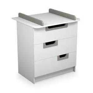 ateliers t4 commode 224 langer laqu 233 gris blanc et gris achat vente table 224 langer