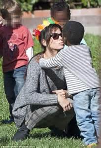 Sandra Bullock's ex Jesse James says losing son was ...