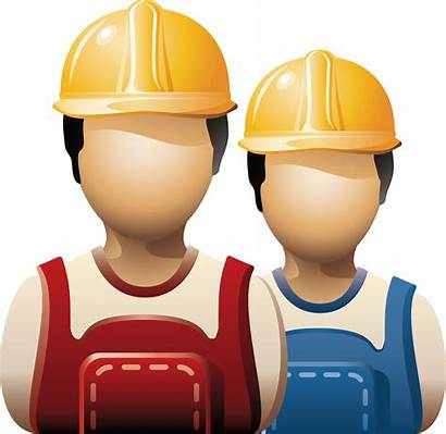 Construction Worker Icon Transparent Equipment Clipart Personal