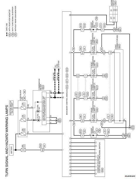 Nissan Altima Service Manual Turn Signal
