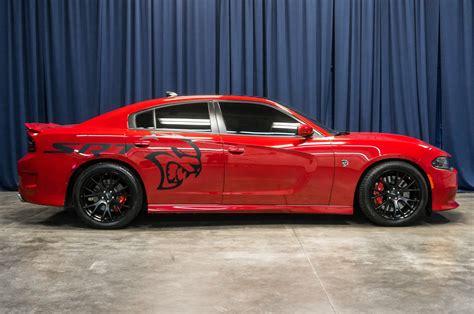 Used 2016 Dodge Charger SRT Hellcat RWD Sedan For Sale   41865