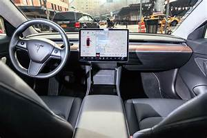 Tesla Model 3 interior is a gamechanger: Pictures - Business Insider