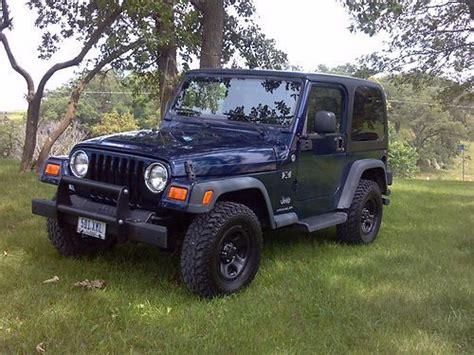 2006 jeep wrangler 4 door find used 2006 jeep wrangler x sport utility 2 door 4 0l