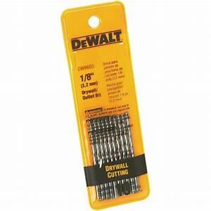 DeWalt DW6603 Drywall Outlet Box Bit 391023-00