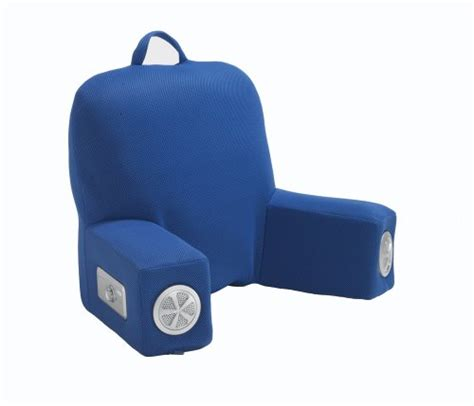Bed Gaming Pillow by Cheap Deals Ace Bayou Sound Bed Lounger Blue For 44 34