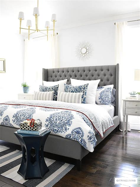 70 Cool Navy And White Bedroom Design Ideas To Make Your