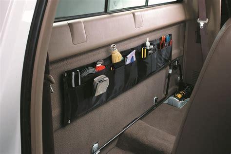 truck interior pickup trucks ford storage navara camper survivalskillstactical