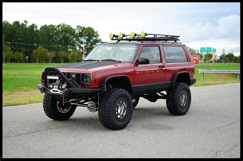 lifted sport xj for sale lifted jeep built jeep davis autosports