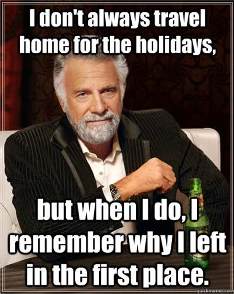 Holiday Meme - nothing says the holidays quite like your favorite memes