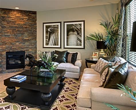 Living Room Tables Decoration Ideas For A Comfortable