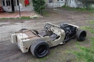 Willys Jeep Rat Rod