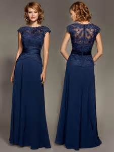 navy blue lace bridesmaid dresses vestidos para as mães da noiva