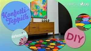 Teppich Selber Machen : diy konfetti teppich selbermachen diy sunday youtube ~ Orissabook.com Haus und Dekorationen