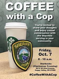 Sheriff's Office invites public to 'Coffee With A Cop ...