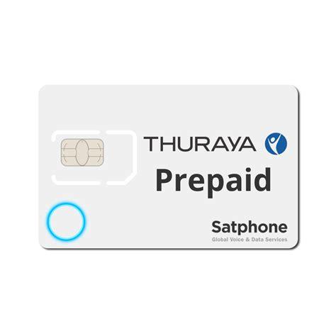 activation  thuraya prepaid nova sim card satphonecouk