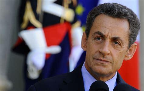 Nicolas Sarkozy sur l'affaire des écoutes :