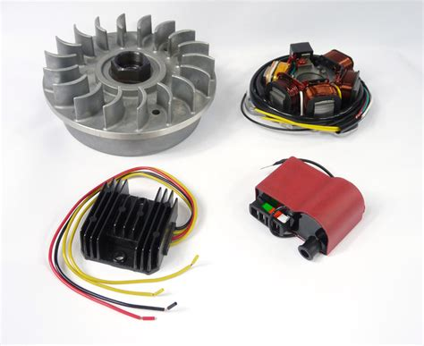 Lambretta Electronic Ignition Kit