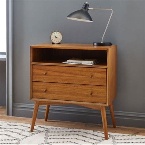 retro bedside table ls retro bedroom mid century bedside table at west elm
